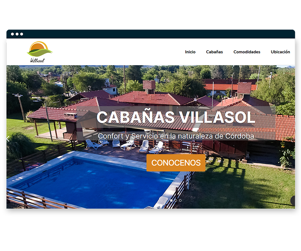 Cabaña Villasol