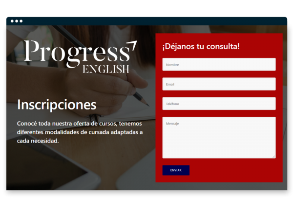 Progress English