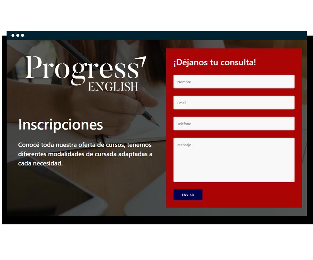 Progress English